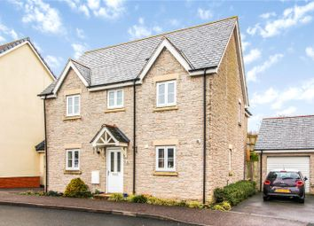 Thumbnail 4 bed link-detached house for sale in Rogers Crescent, Bideford