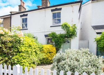 Thumbnail 2 bed end terrace house for sale in East Molesey, Surrey, .