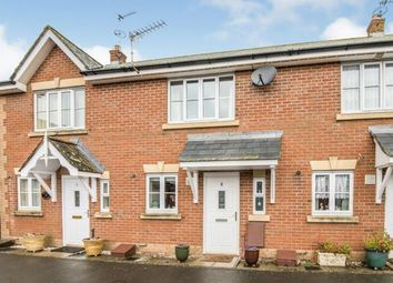 Thumbnail 2 bed terraced house for sale in Budleigh Salterton, Devon