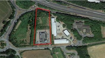 Thumbnail Commercial property for sale in Prominent Development Site, Rougham Hill, Bury St Edmunds