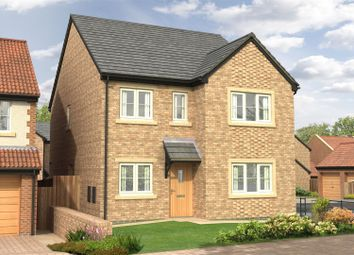 4 bed detached house for sale in The Juniper - Nursery Gardens, Station Road, Stannington NE61