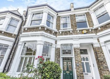 Thumbnail 4 bed terraced house for sale in Brooksville Avenue, Queens Park, London