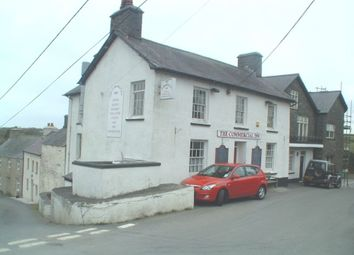 Thumbnail Commercial property for sale in Cilcennin, Lampeter