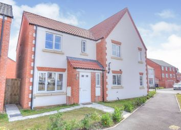 Thumbnail 3 bed semi-detached house for sale in Duncan Way, North Walsham