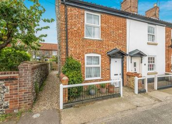 Thumbnail 2 bedroom end terrace house for sale in Swaffham, Norfolk