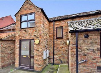 Thumbnail 2 bedroom terraced house for sale in Flatgate, Howden