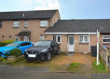 Thumbnail 2 bed terraced bungalow for sale in Robinia Close, Northampton