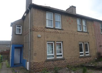 Thumbnail 2 bed flat for sale in Den Walk, Methil, Leven