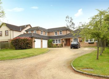 Thumbnail 5 bedroom detached house for sale in Chorleywood Road, Rickmansworth, Hertfordshire
