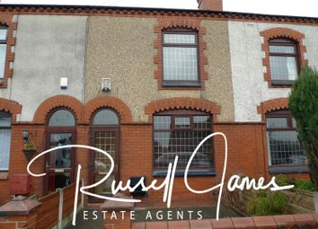 Thumbnail 2 bed terraced house for sale in Hilton Lane, Walkden, Manchester