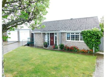 Thumbnail 2 bedroom detached bungalow for sale in Lower Drive, Seaford