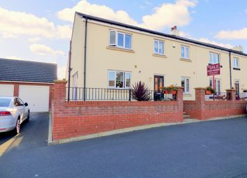 Thumbnail 3 bed semi-detached house for sale in Smethurst Farm Mews, Wigan, Greater Manchester