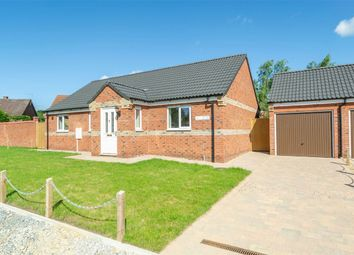 Thumbnail 3 bedroom detached bungalow for sale in Clipbush Business Park, Hawthorn Way, Fakenham