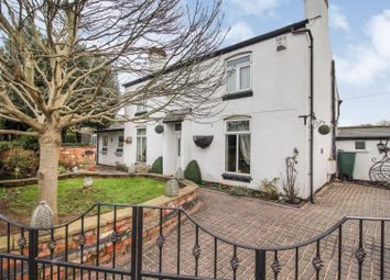 Thumbnail 3 bed cottage for sale in Highfield Lane, Chaddesden, Derby