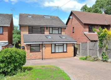 Thumbnail 5 bedroom detached house to rent in John Eliot Close, Nazeing, Waltham Abbey