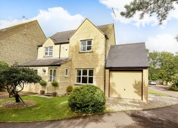 Thumbnail 4 bed detached house for sale in Chichester Place, Brize Norton