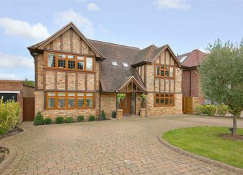 Thumbnail 6 bed detached house for sale in Goodyers Avenue, Radlett, Hertfordshire