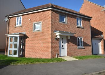 Thumbnail 3 bed detached house for sale in Ilsley Road, Basingstoke
