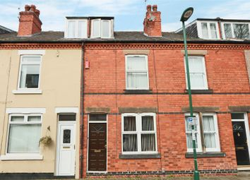 Thumbnail 3 bed terraced house for sale in Lord Street, Sneinton, Nottingham