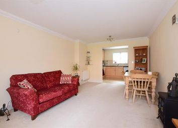 Thumbnail 1 bed flat for sale in Mosse Court, Wickham, Fareham, Hampshire