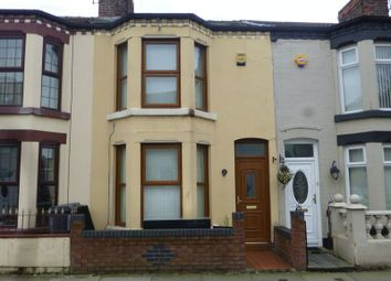 Thumbnail 3 bedroom terraced house to rent in Chelsea Road, Litherland, Liverpool