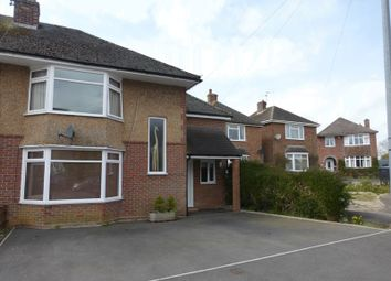 Thumbnail 3 bed semi-detached house for sale in Chilton Grove, Yeovil Marsh, Yeovil
