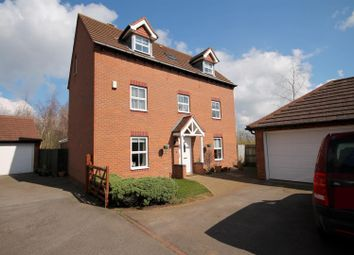 Thumbnail 5 bed property to rent in Hazel Close, Uppingham, Oakham