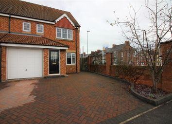 Thumbnail 4 bed semi-detached house for sale in Appleby Close, Darlington
