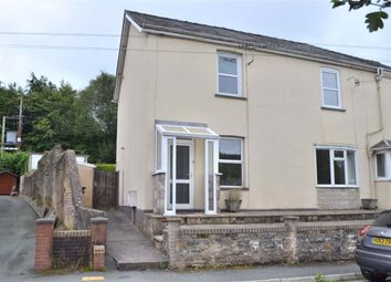Thumbnail 2 bed semi-detached house for sale in 24, Hafren Terrace, Llanidloes, Powys