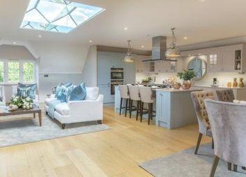 Thumbnail 3 bed flat for sale in Water's Edge, Westerham Road, Keston, Kent