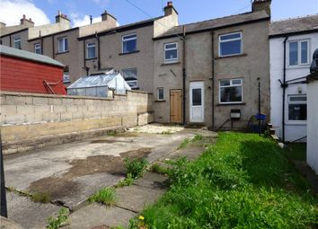 Thumbnail 3 bed terraced house for sale in Poplar Terrace, Sandbeds, Keighley, West Yorkshire