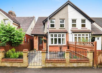 Thumbnail 2 bed semi-detached house for sale in Aston Road, Claygate, Esher