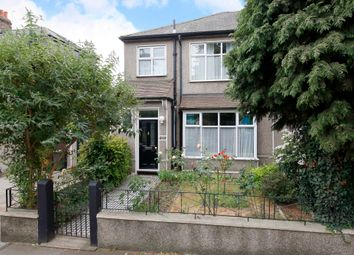 Thumbnail 3 bed semi-detached house for sale in Brockley Grove, Brockley, London