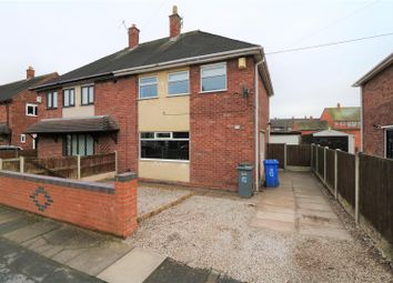 Thumbnail Semi-detached house for sale in Zennor Grove, Berry Hill, Stoke On Trent