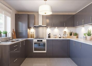 """Thumbnail 4 bed terraced house for sale in """"Leven"""" at Whimbrel Way, Braehead, Renfrew"""