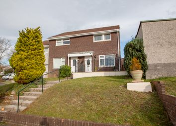 Thumbnail 3 bed end terrace house for sale in Rogate Drive, Plymouth