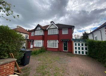 3 bed semi-detached house for sale in Ellesmere Avenue, London NW7