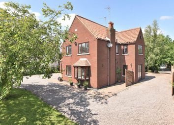Thumbnail 5 bed detached house for sale in Pippin House, High Street, Barmby-On-The-Marsh, Goole