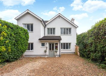 Uxbridge Road, Mill End, Rickmansworth, Hertfordshire WD3. 4 bed detached house