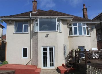 Thumbnail 4 bed detached house for sale in Bristol Road Lower, Weston-Super-Mare