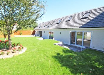 Thumbnail 3 bed semi-detached house for sale in Barnes Lane, Milford On Sea, Lymington