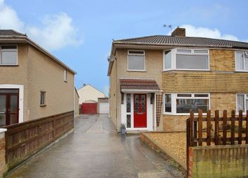 Thumbnail 3 bed semi-detached house for sale in 85 Milton Road, Yate, Bristol