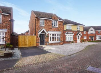 Thumbnail 3 bed detached house for sale in Spicers Road, Hull