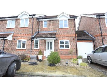 Thumbnail 3 bedroom semi-detached house for sale in Coniston Close, Woodley, Reading