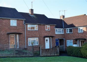 Thumbnail 3 bed terraced house for sale in Chawson Road, Droitwich