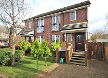 Thumbnail 5 bed semi-detached house for sale in Tillers Close, Staines-Upon-Thames, Surrey