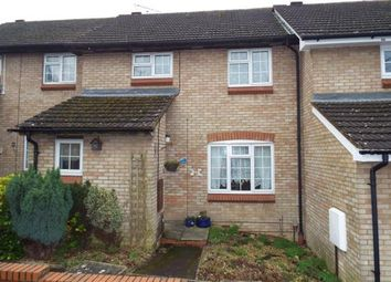 Thumbnail 3 bed terraced house for sale in Downland Road, Woodhall Park, Swindon, Wiltshire
