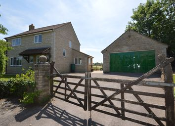 Thumbnail 3 bed detached house for sale in The Street, Broughton Gifford, Melksham