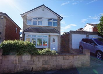 Thumbnail 3 bed detached house for sale in Morrell Crescent, Wakefield