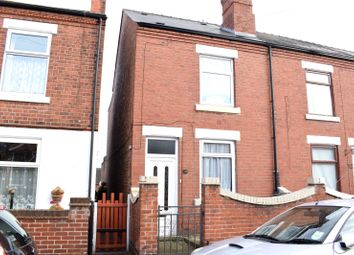 Thumbnail 2 bed end terrace house to rent in Norman Street, Ilkeston, Derbyshire